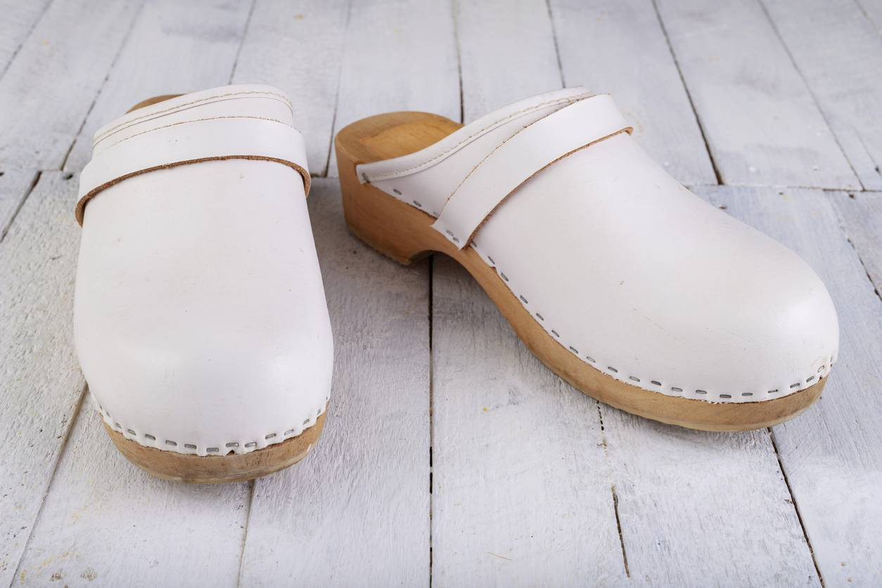 Maux de pieds soignants